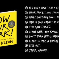 Show Your Work - Austin Kleon